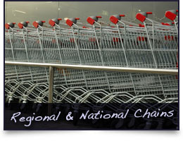 Regional & National Chains