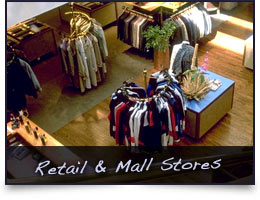 Retail & Mall Stores